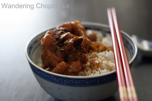 Ga Kho Gung (Vietnamese Braised Chicken with Ginger) 6
