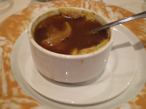 Carnival Spirit - French Onion Soup