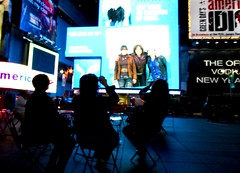 15 seconds of fame ( nancyyeh) Tags: newyorkcity nancy timessquare yeh theatredistrict nancyyeh