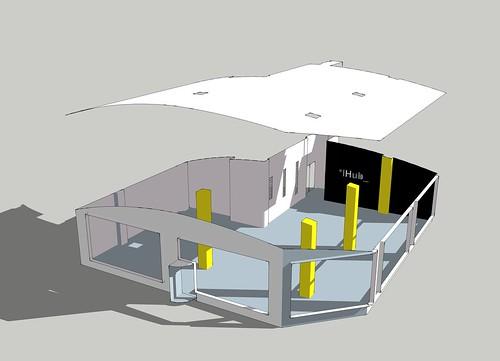 IHub Nairobi Incubator 3D