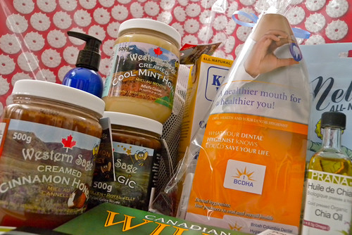 Wellness Show Prize Pack