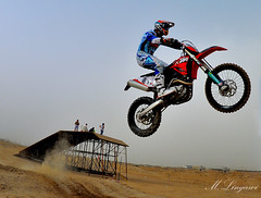 Motor Cross Race (M. AL-LINGAWI KWS) Tags: sport race cross action towers motor kuwait kws 2010 q8          d700      lingawi