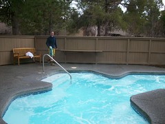 Hot Tub Time! (cozmo54901) Tags: oregon bend hottub snowboard sunriver mtbachelor