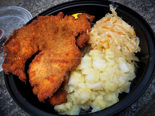 Schnitzel & Things Food Truck, Various Locations, NYC