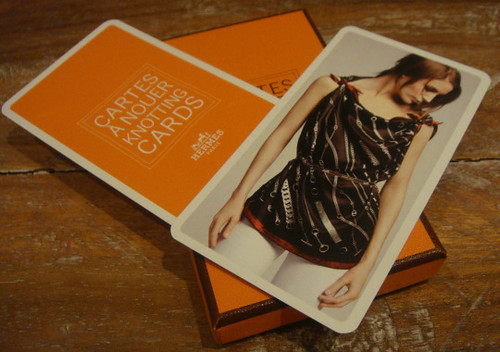 Hermes Knotting Cards 7