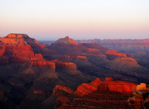 Grand Canyon Sunset-4