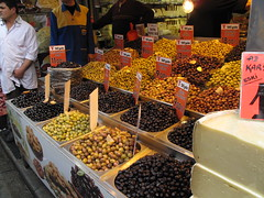 Olives - Eminönü, Istanbul, Turkey