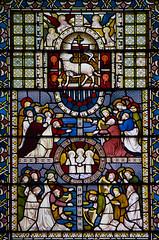 Worthy is the Lamb that was Slain (Lawrence OP) Tags: glass worship heaven christ god apocalypse saints chapel stained lamb elders agnusdei revelation crowns grenadierguards