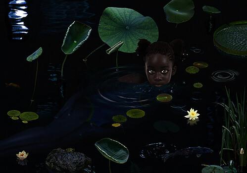 Ruud van Empel Moon #5 2007