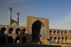 FSC_2149 (DSLEWIS) Tags: iran minaret muslim islam mosque esfahan masjid minarets isfahan iwan masjed imammosque masjedeimam