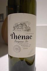 2006 Château Thénac, Bergerac Sec