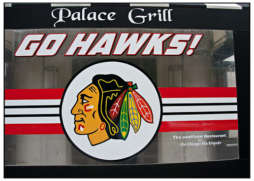 Unofficial Restaurant for the Chicago Hawks