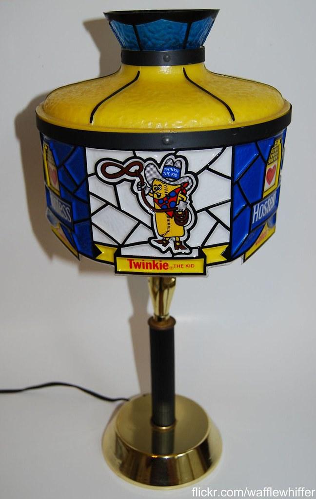 Hostess Cakes Lamp
