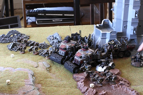 Ork Deployment a - 5/1