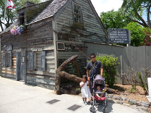 oldest wood school house.