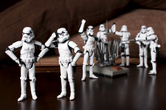 Amateurs (-spam-) Tags: canon toys starwars plastic stormtrooper 365 figurine droid amateurs facepalm spacetrooper 40d theempiresfinest