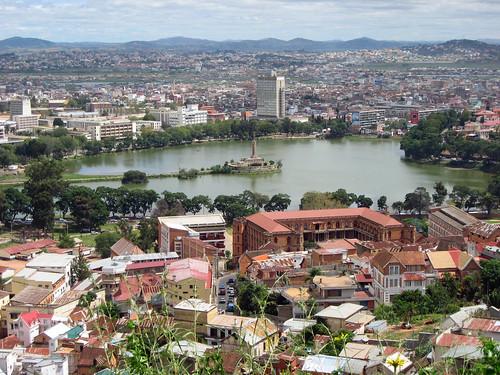 Au coeur d'Antananarivo