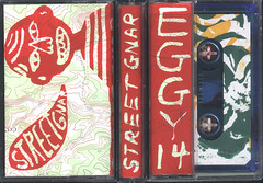 Street Gnar - Street Gnar EP - Eggy Fourteen