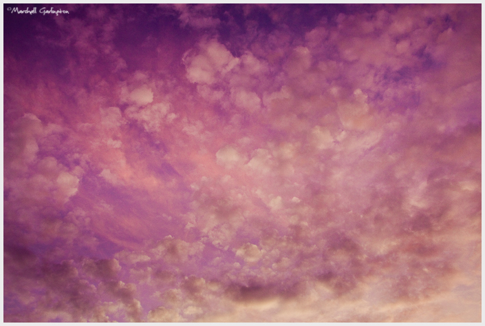 Purple-clouds