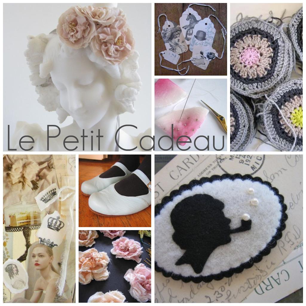 Blog hopping...Le Petit Cadeau...