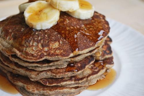 Buckwheat Pancakes buckwheat pancakes - fake ginger
