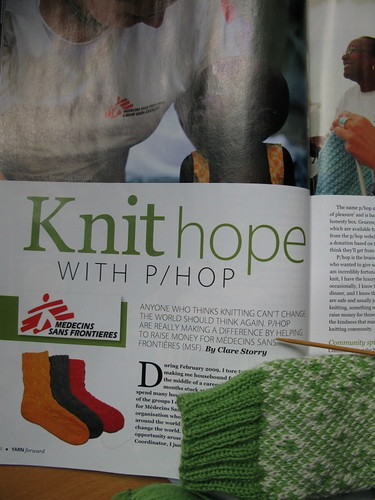My Yarn Forward Article