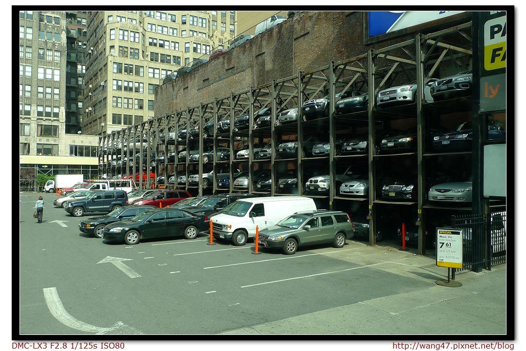 20100406-24曼哈頓的停車場