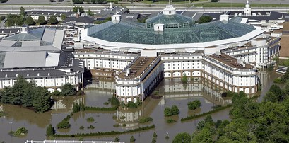 Opryland Hotel Flooded 2010