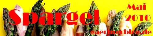 Garten-Koch-Event Mai: Spargel [31.05.2010]