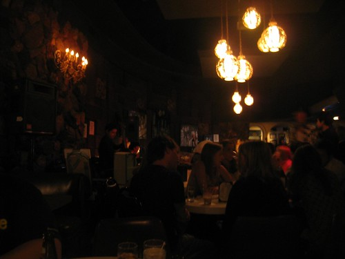The dark, 70's-era lounge where Marty and Elaine have entertained crowds for 29 years.