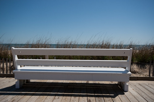 Boardwalk Bench
