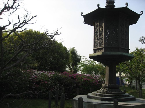 東大寺燈篭(複製)