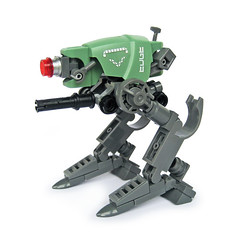 Tsatsu v2 - Recon Runner (Fredoichi) Tags: robot lego space military walker micro mecha mech biped microscale fredoichi