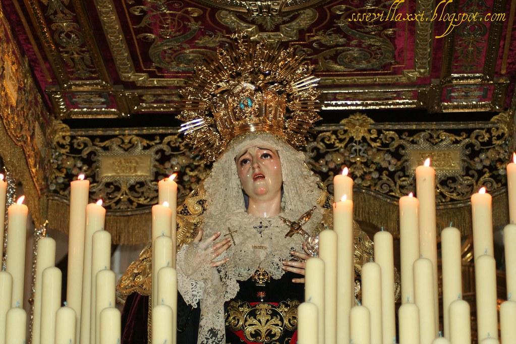 Nuestra Señora de los Dolores. Martes Santo 2010