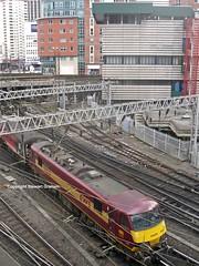 EWS 90020 (MCW1987) Tags: street new manchester birmingham loco piccadilly class virgin service 90 ews departs 90020