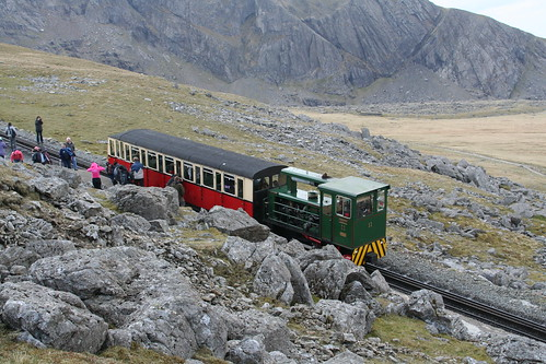 Snowdon mountain Railway Hunslet # 11 Peris