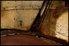 Divco (Junkstock) Tags: kennebunkport maine weathered urbanexploration urban trucks truck transportation transport rusty rustic rust ruralexploration rural relic patina oldcars oldcar oldandbeautiful old junk divco distressed decay corrosion color closeup artifacts artifact aged abstraction abstract abandoned