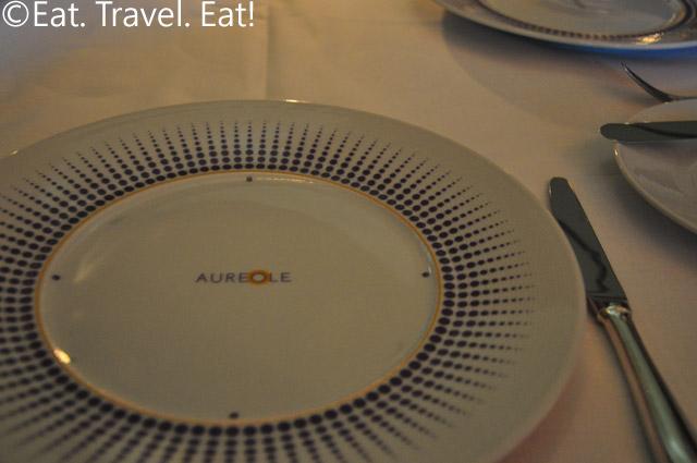 Aureole Plate