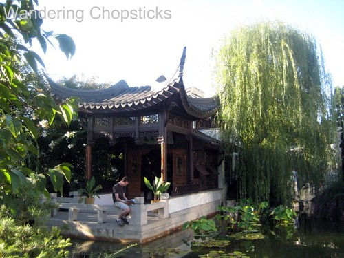 Day 4.12 Lan Su Chinese Garden (Portland Classical Chinese Garden) - Portland - Oregon 27