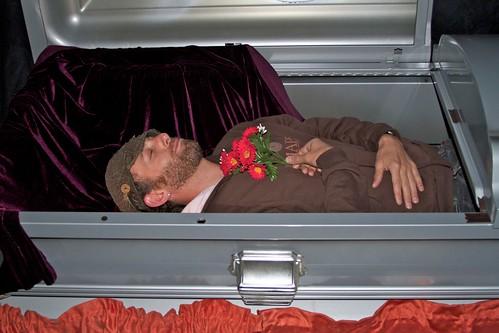 Funeral Truck