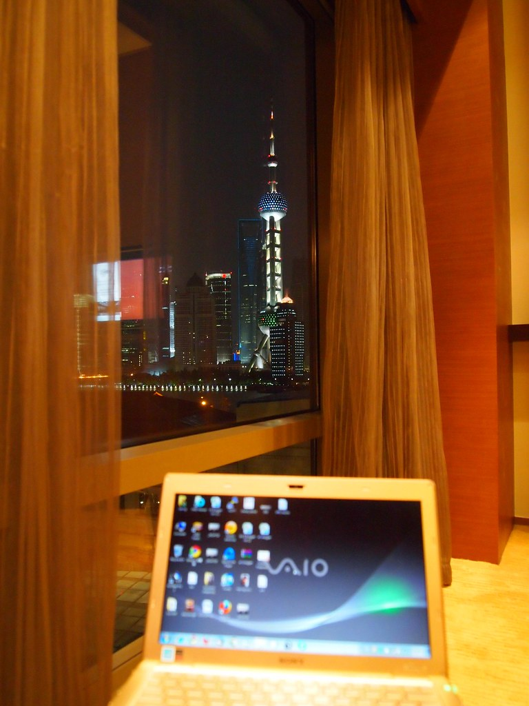 上海世博 shanghai world expo 2010 hyatt on the bund