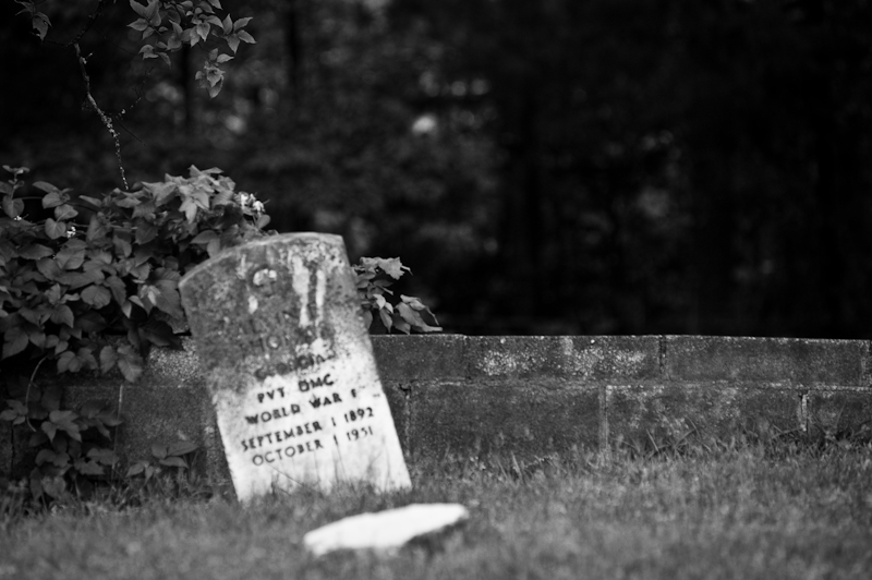 Day 219: Tombstone