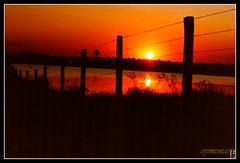 Sunset in Acreúna