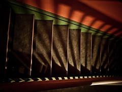 Up Down (EYECCD) Tags: desktop wallpaper color night stairs dark lowlight shadows steps 1920 backround gf1