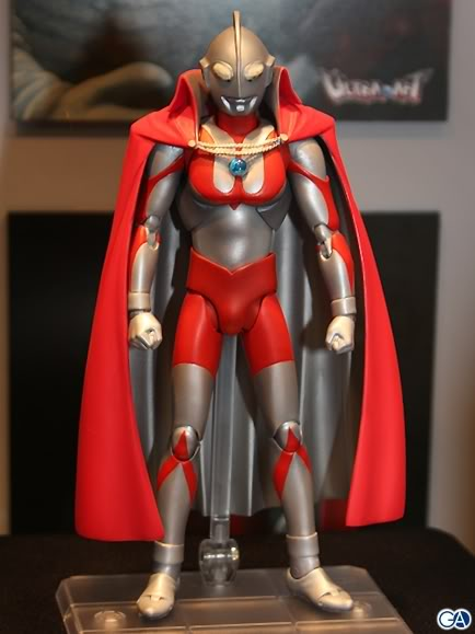 New Bandai Articulated Ultraman Toys Infinite Hollywood