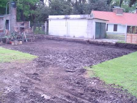 estabilizar suelo arcilloso