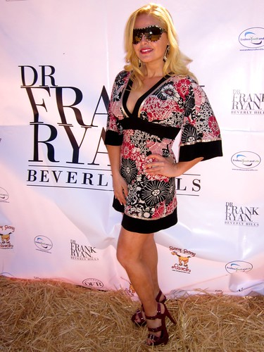 Tia Barr, Dr. Frank Ryan Charity/Birthday Event at Bony Pony Ranch