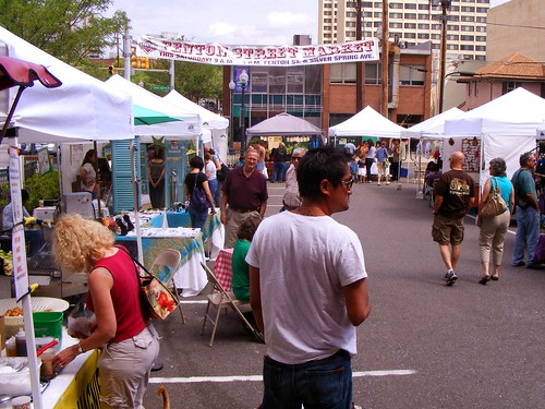 Fenton Street Market, May 22
