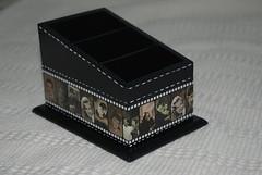 Artesanato em madeira (dewanick) Tags: textura artesanato madeira pintura patina mdf decoupage