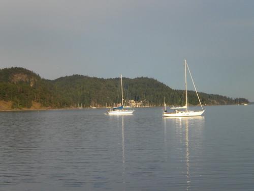 Bedwell Harbor, Pender Island, near Medicine beach